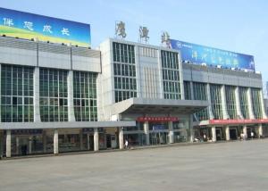 鹰潭火车站
