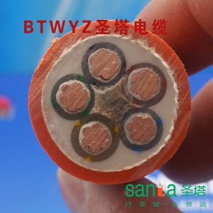 BTWYZ柔性防火电缆